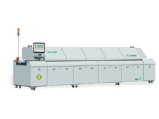 China 8 zones Dual Rail SMT Reflow Oven KTR-800D