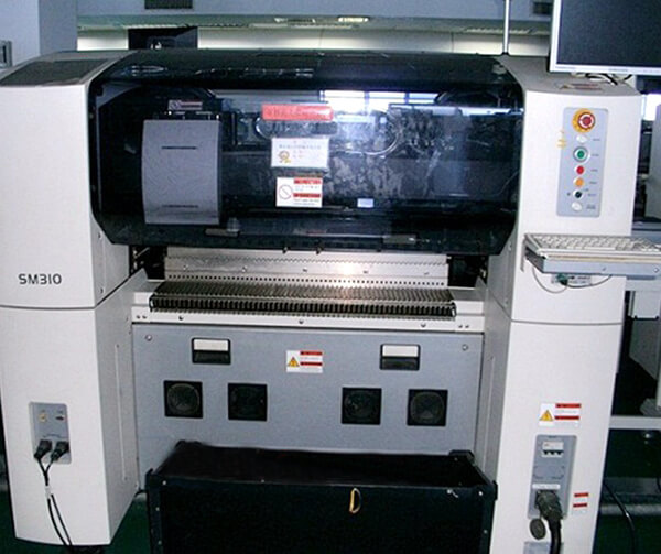 Samsung SM310 Pick and Place Machine