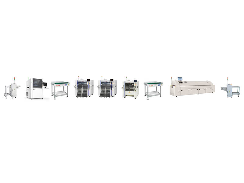 High Speed SMT Production Line
